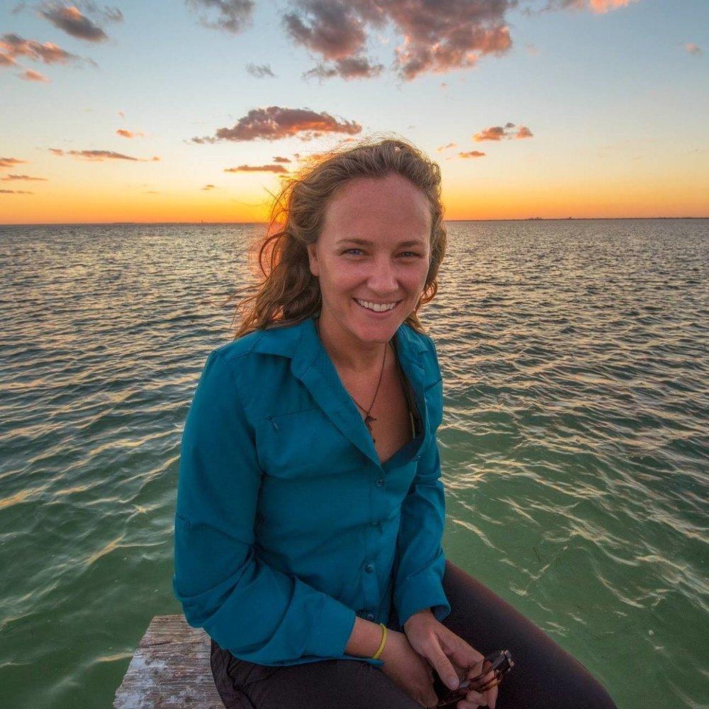 Sarah Curry of Sereia Films